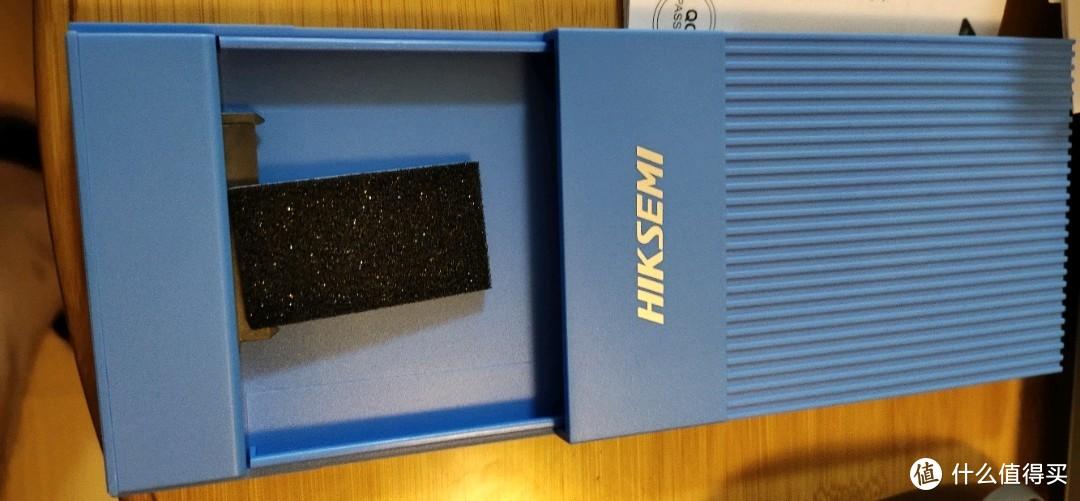 不到200块,组块移动固态SSD做办公应用如何?且看实际操作一下