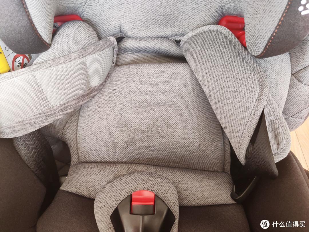 儿童安全座椅的选购的那些事,附惠尔顿星愿儿童安全座椅使用体验分享