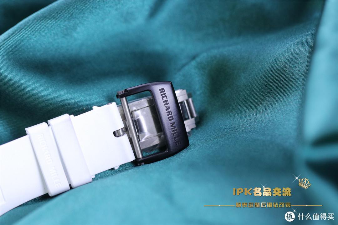 IPK名品交流——改装理查德米勒RM35-01