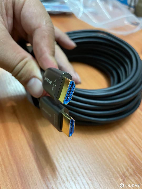 700多元的HDMI线长什么样?