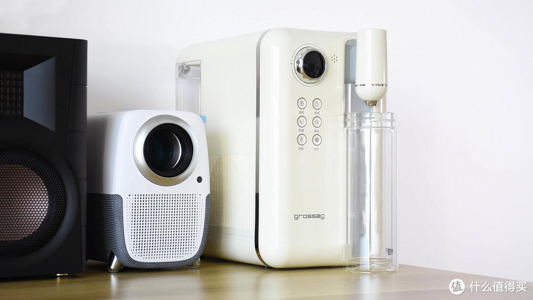 grossag即热速冷饮水机:冷热全能饮水伴侣