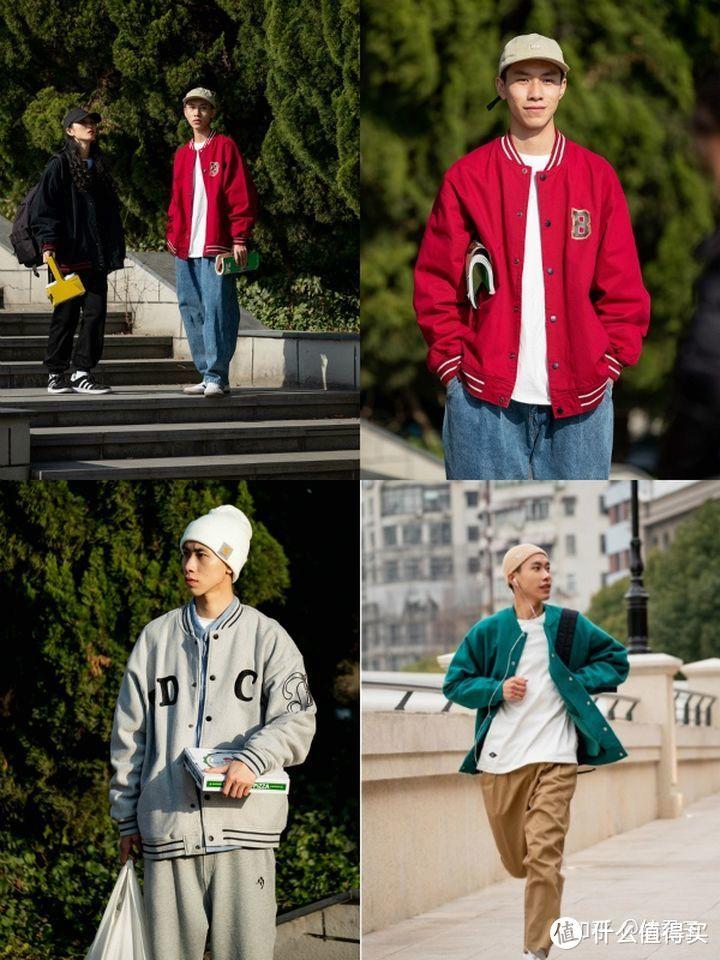 24款秋冬必备各类型夹克男士外套,穿的帅气又有型