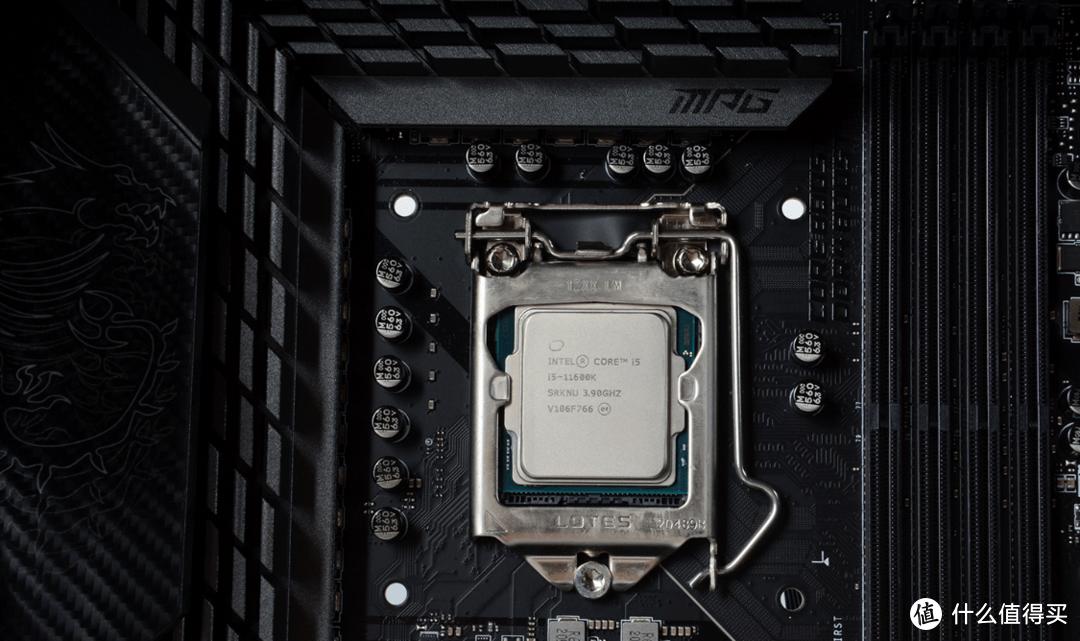 帮朋友攒一台有排面的中配游戏主机,11600K加RTX 3070Ti装机实测