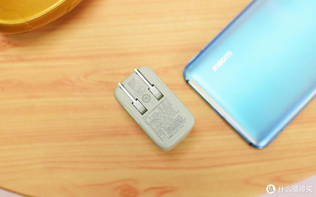 紫米新品,双口输出,可能是最小双口33W充电器