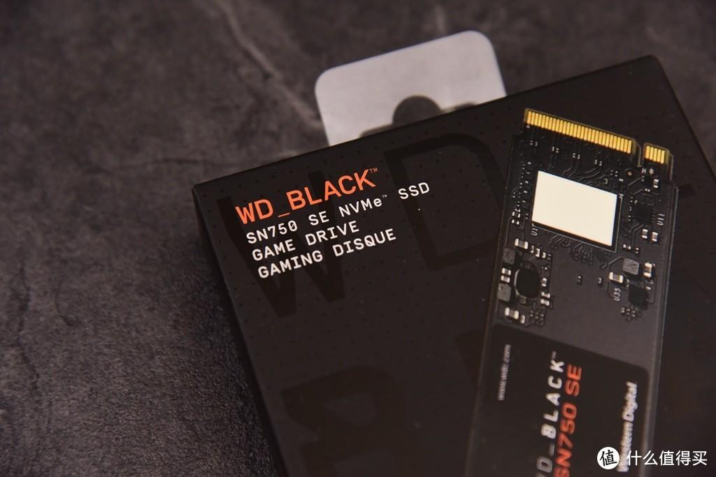 入门级PCIE4.0 WD_BLACK SN750 SE装WIN 11只要3分钟?