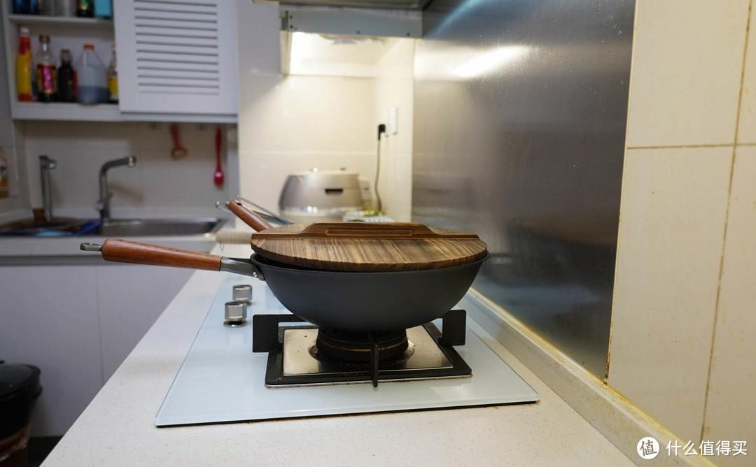 周末才是我大展厨艺的时候,入手三禾窒氮轻铁锅体验