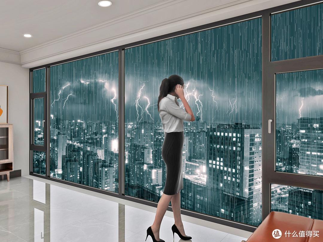 """超强秋台风""""灿都""""来袭!什么样的门窗才够安全?"""