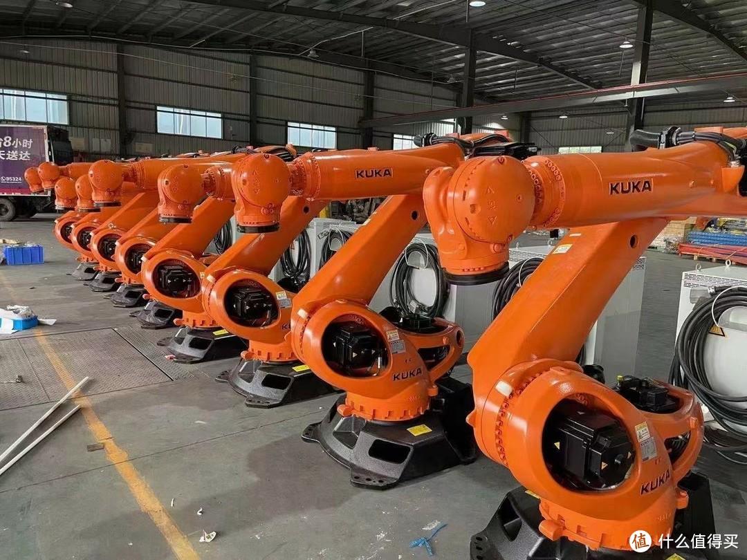 二手工业机器人-德国库卡机器人