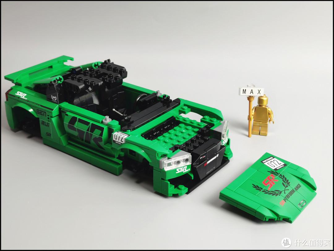 """见人就崩的绿色""""TYSR"""",来自加致出品"""