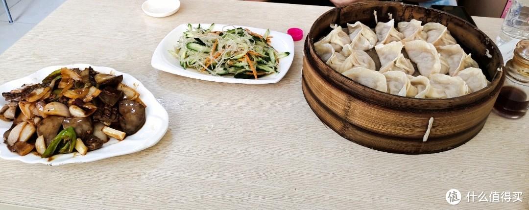 """时隔多年,再探青岛沧口百年老店""""三盛楼"""",鲁菜和羊肉蒸饺味道还是不变?"""