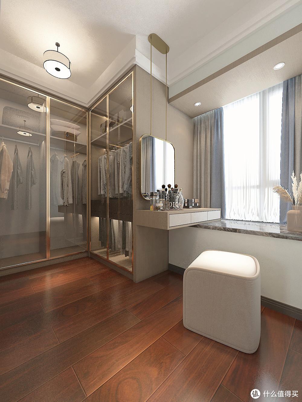 长沙夫妻的新家,122㎡现代新中式,去繁就简,打造温馨舒适的氛围