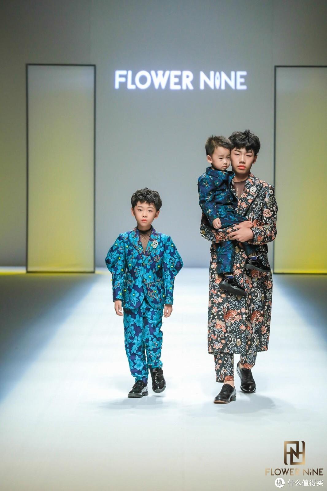 齐浚廷 | FLOWER NINE 2022 S/S中国国际时装周新品发布会