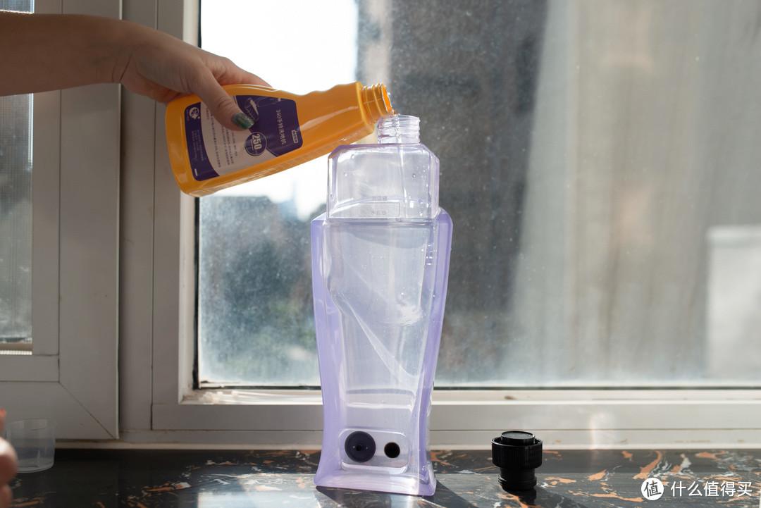 自从有了它,家里的地板每天都洁净如新!360 F100手持洗地机使用心得