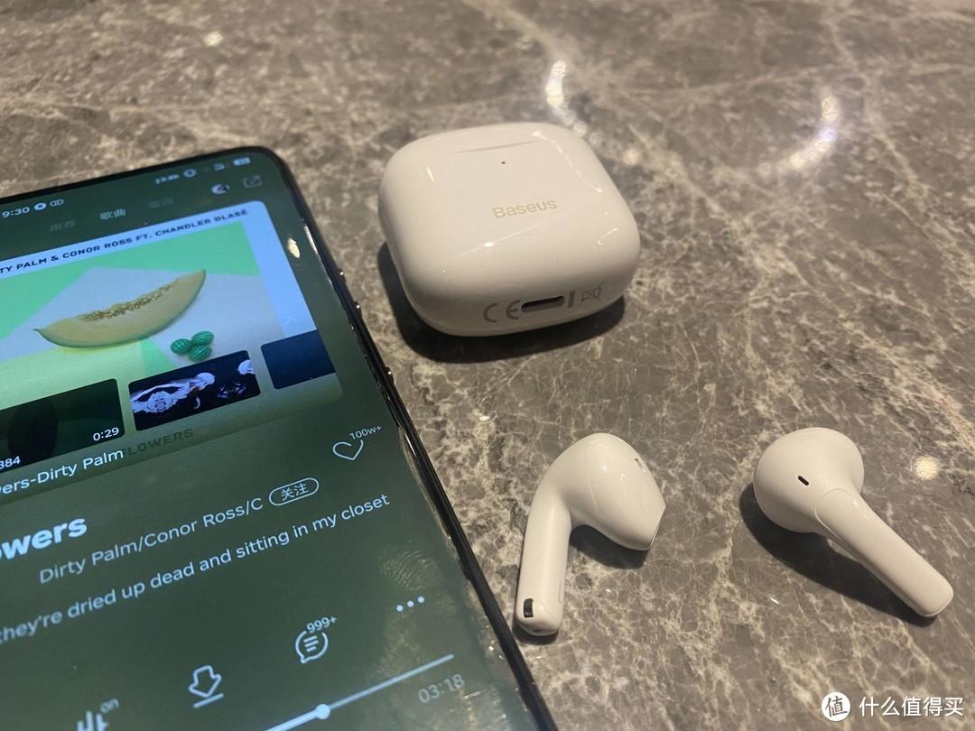 百元级耳机领先者:倍思bowie E3真无线蓝牙耳机体验