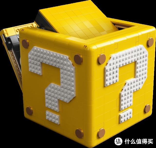 乐高超级马里奥 71395乐高马里奥方块,即将推出!