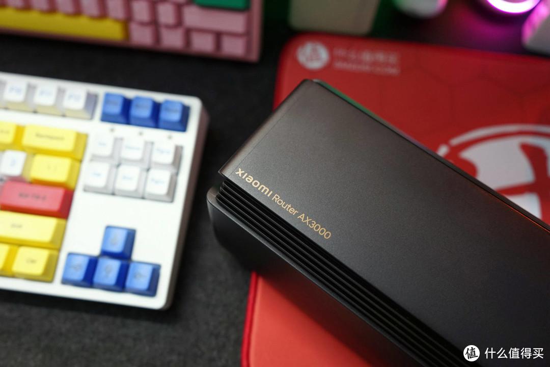 小米路由器AX3000硬件全新升级!双频WiFi6,游戏看剧不卡顿!