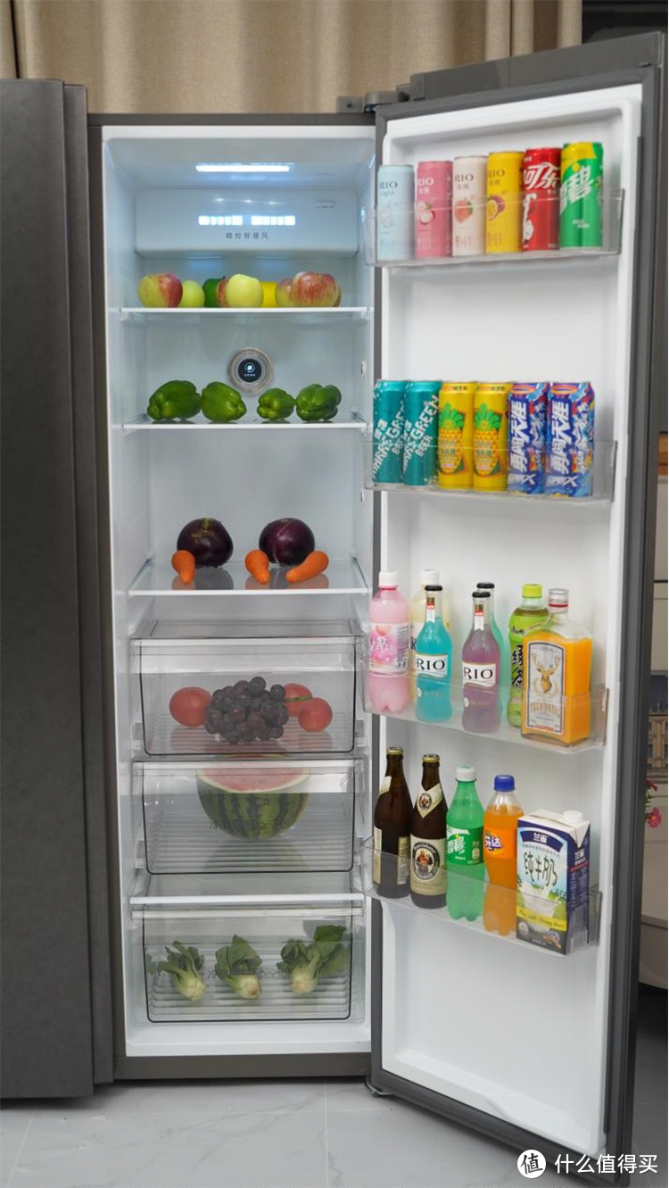 打开聪明的冰箱,让黑科技解锁生活新体验