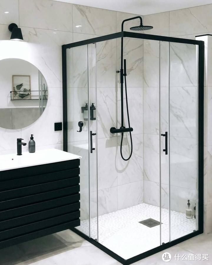面积再小的卫生间,你也需要干湿分离