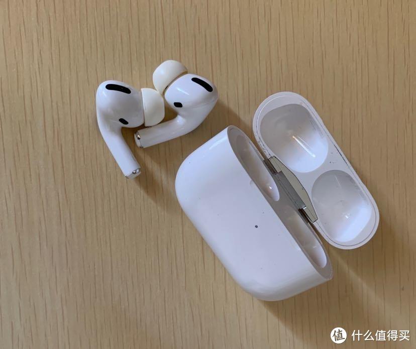 使用了快2年的Airpod pro耳机,近期出现杂声!