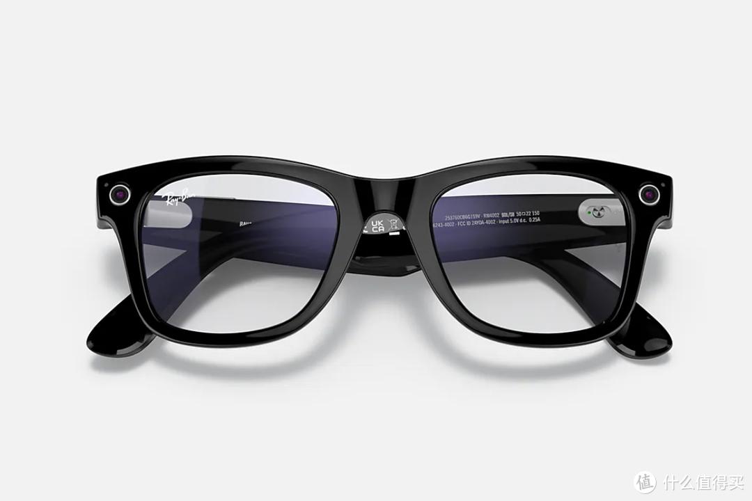 Facebook首款智能眼镜Ray-Ban Stories发布,搭载双摄,支持拍照/录像功能