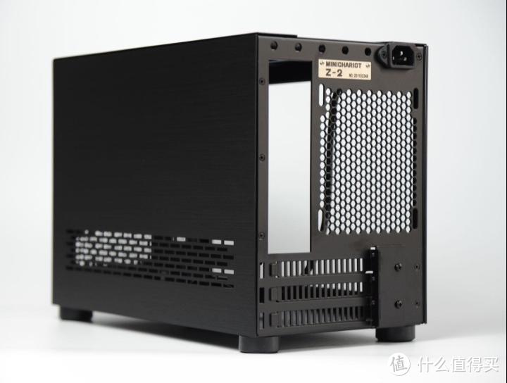 一款有颜有料的ITX小机箱—MINICHARIOT-Z2机械测评体验