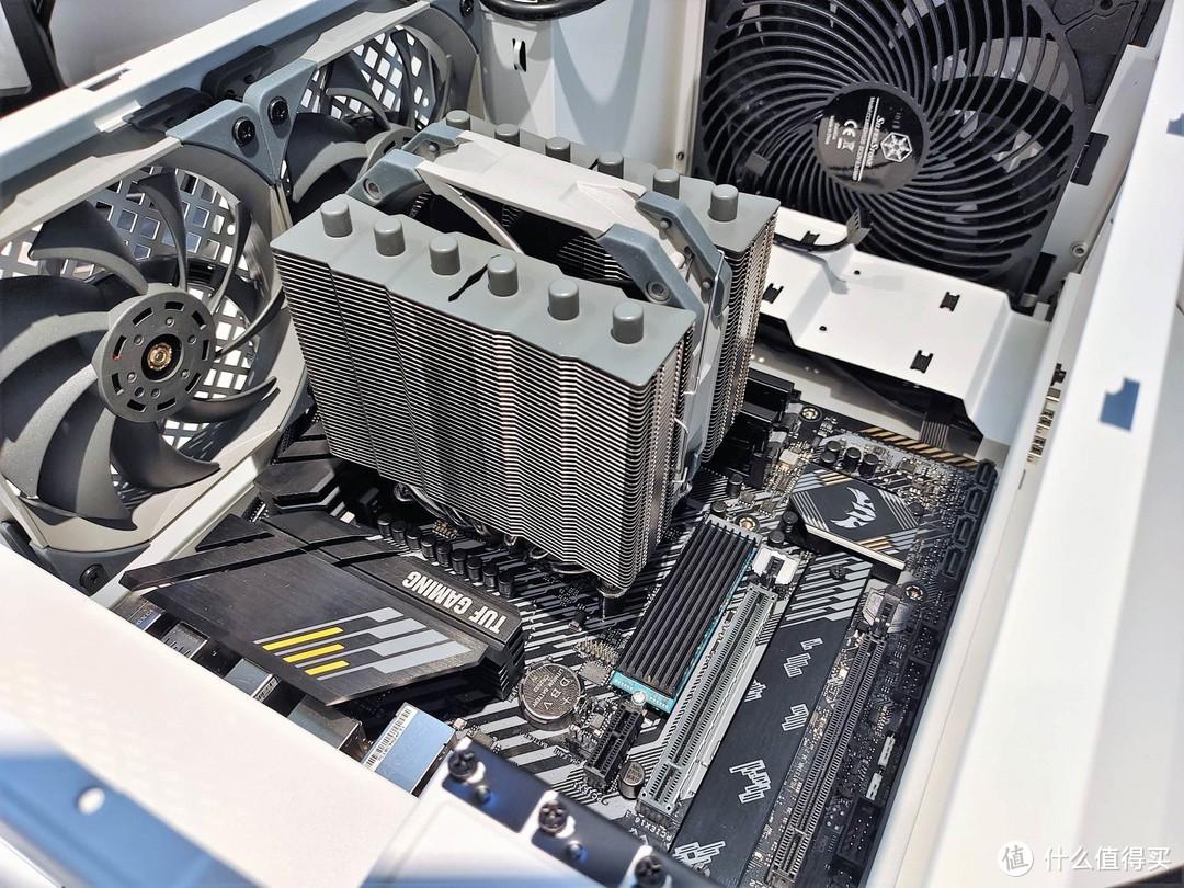 等不来显卡,银欣小高个MATX机箱+AMD 5600G装机