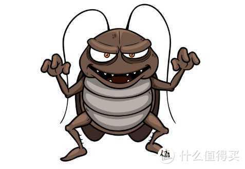 """为什么生物界中会出现""""我怕蟑螂,蟑螂也怕我""""这种情况?"""