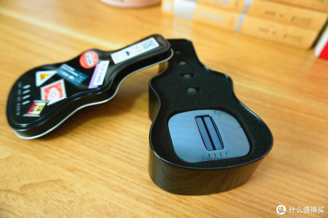 设计灵感来自雪茄盒吉他的FIIL CG真无线蓝牙耳机怎么样?