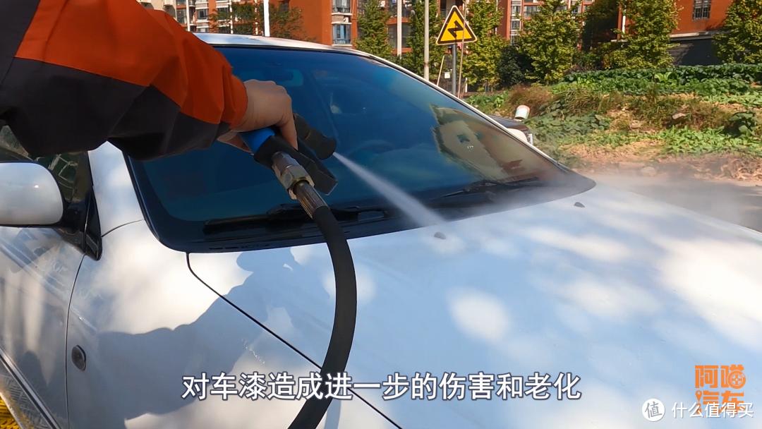 勤洗车跟基本上不洗车,哪种行为更伤车?很多司机都做错了