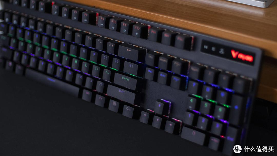 百元好物——雷柏V500PRO机械键盘