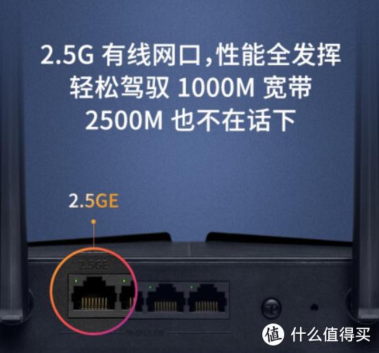 3040这款是2.5G的电口