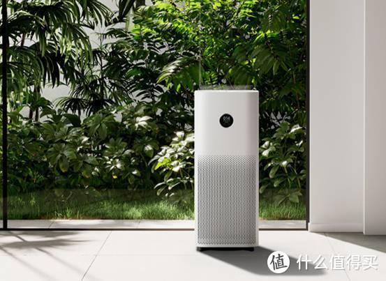 新手妈妈必备的空净好物——米家空气净化器4Pro
