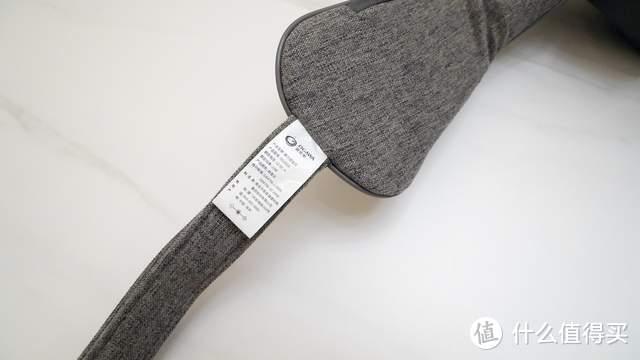 华为生态奥佳华颈肩按摩器,颈椎、腰部、腹部三位一体