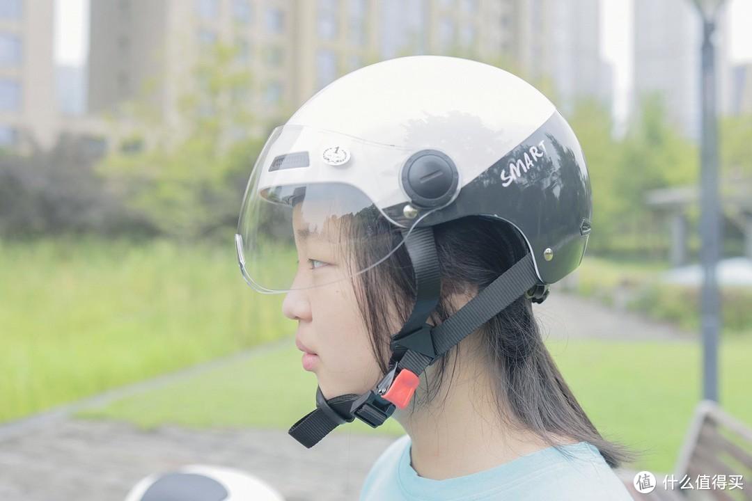 有颜又安全,还能听音乐的骑行头盔,Smart4u蓝牙头盔上手体验
