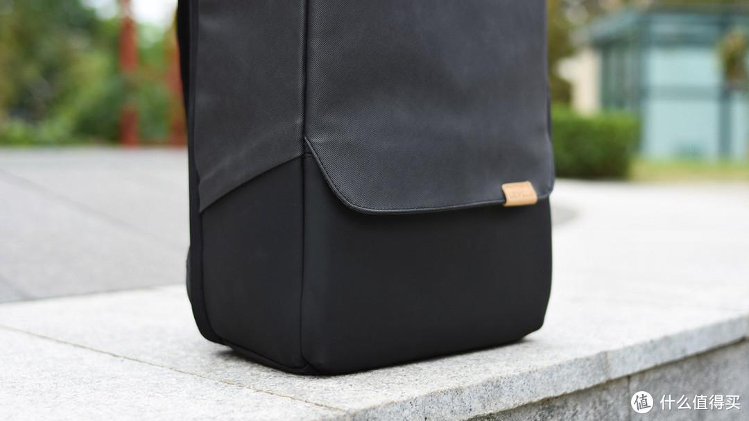地平线8号零感背包:文艺范遇上科技感