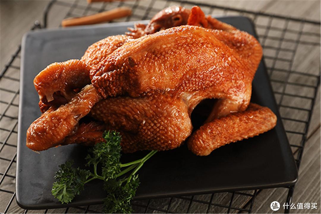 """中国的四大烧鸡,堪称烧鸡的""""天花板"""",中秋节送长辈太适合了"""