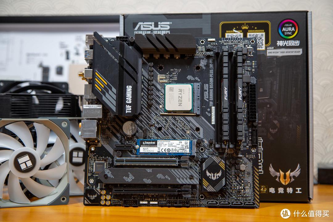 一台APU装机方案:5600G+华硕重炮手能战2K分辨率游戏吗?