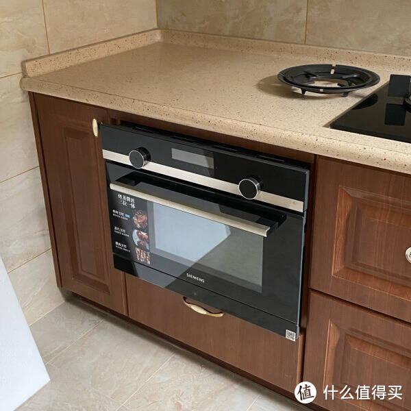 烹饪的快乐,让西门子微蒸烤一体机给予