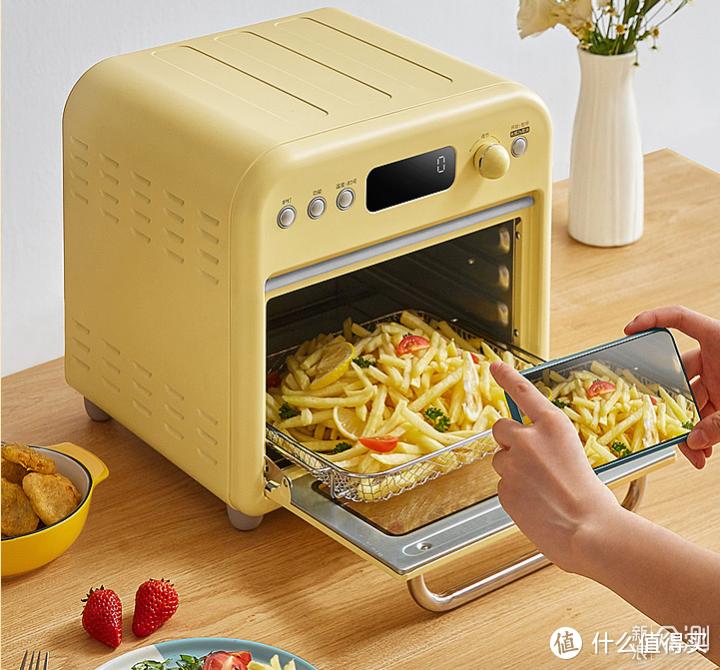 厨电老鸟科普:空气炸锅和空气炸烤箱有什么区别?哪个更实用?答案来了