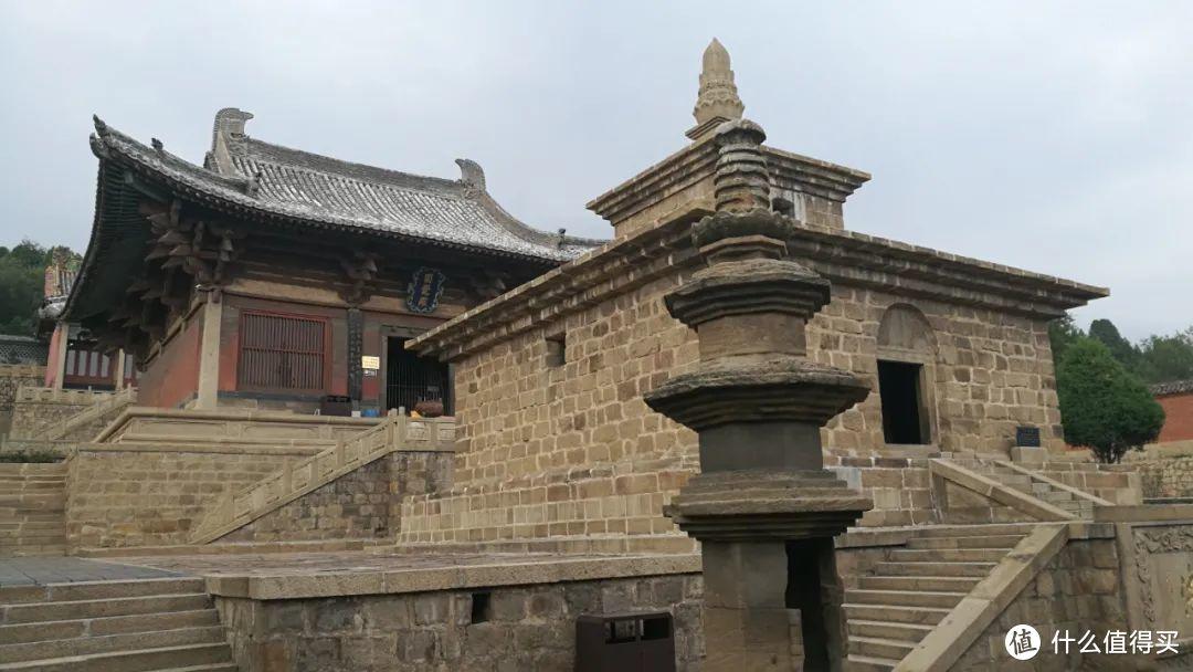 法兴寺,寺内唐塔、宋代建筑和彩塑荟萃,且每年农历四月会有庙会举办 ©️图虫创意