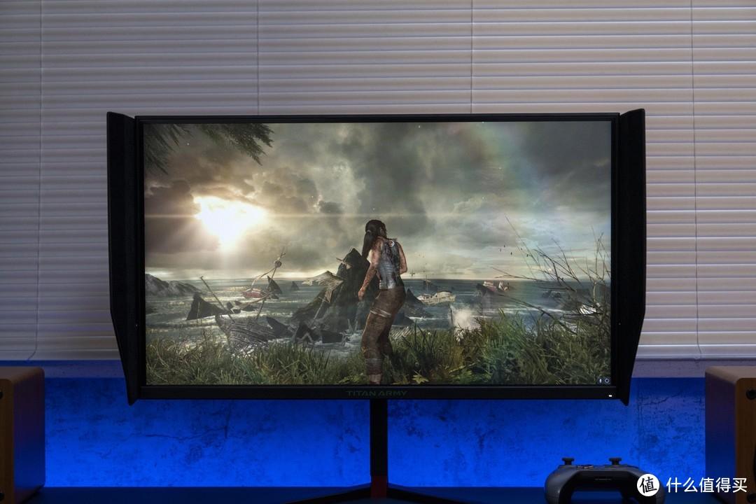 144Hz刷新率配4K分辨率玩游戏才够爽:泰坦军团T27UG电竞显示器评测