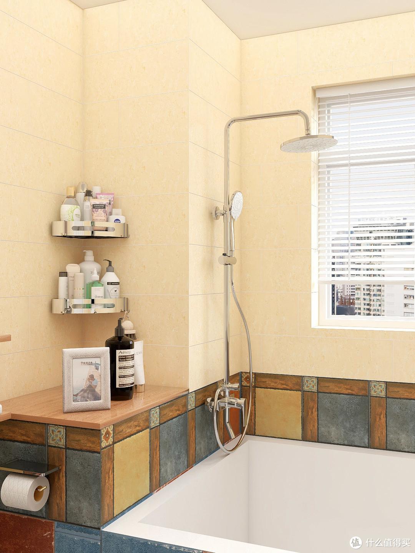 浴室装修 足不出户就能邂逅美式风情