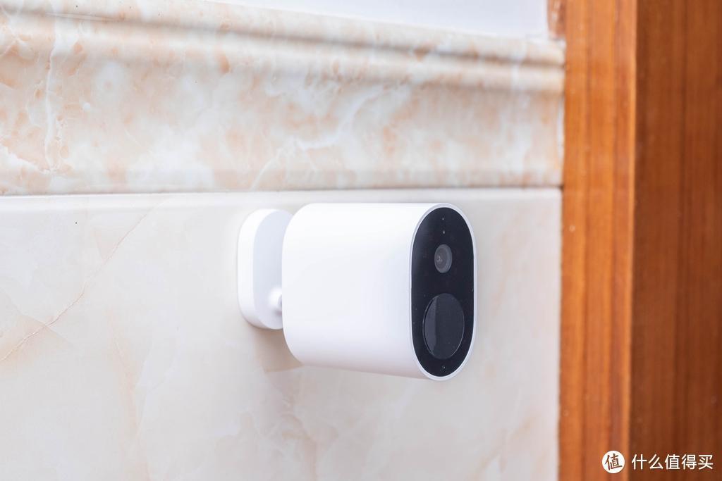 免接线安装,长续航,高清记录,小米室外摄像机(电池版)评测