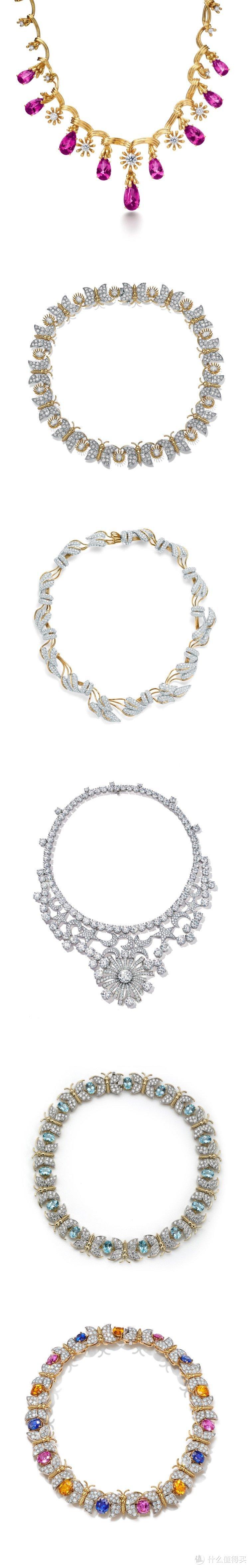 30多件高级珠宝璀璨发布,件件都震撼PLUS,一起来看蒂芙尼的珠宝魔法
