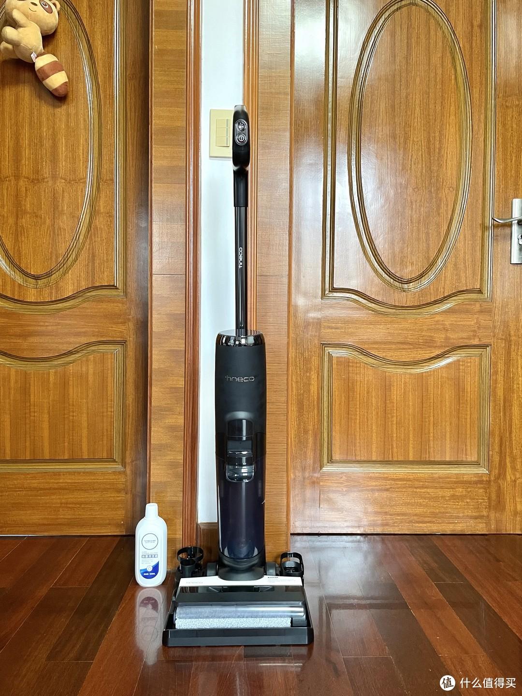 """""""魔鬼测试""""说服老婆!洗地机让我们做家务更有效率,更轻松"""
