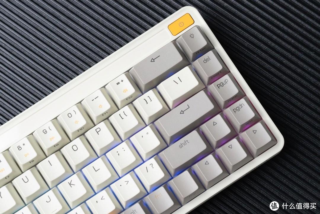 键盘应该怎么选?米物ART机械键盘是你不错的选择