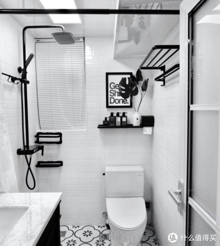 这18个卫生间小细节,值得所有懒人注重,能让家务减半、干净加倍