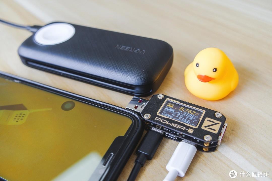 IPHONE13入手了也要充电吧?果粉必备好物!绿联苹果手机&手表充电宝!