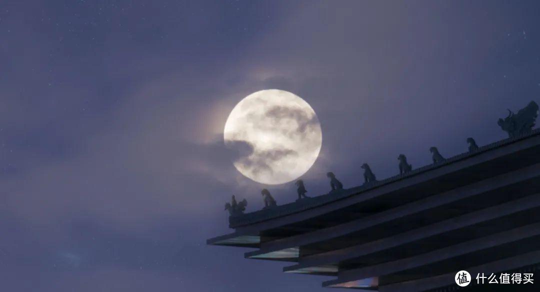 月圆之夜 ©图虫创意