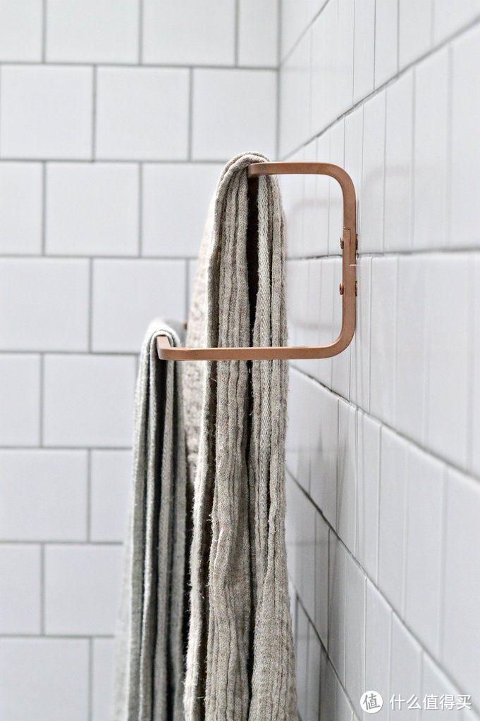 毛巾架选对了,卫生间舒适感倍增